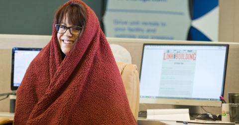 ¿Las mujeres sienten más frío que los hombres?
